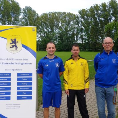 Alles auf neu: Trainerwechsel beim TSV Essinghausen zur neuen Saison